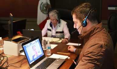 Se debe apuntar y apuntalar el sistema federal y reforzar a los municipios para que sean los agentes del cambio: secretaria de Gobernación