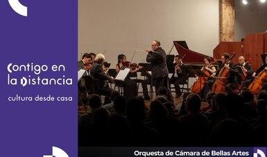 Interpreta la OCBA obertura de la ópera Adriano en Siria vía online