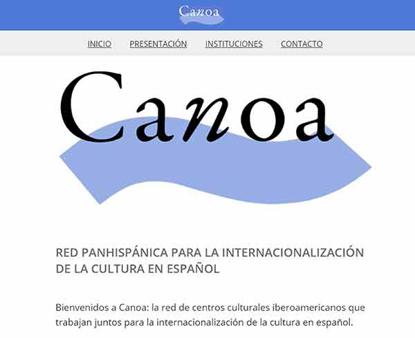 """Impulsa la UNAM """"Canoa"""", primera red panhispánica para internacionalizar la cultura en español"""