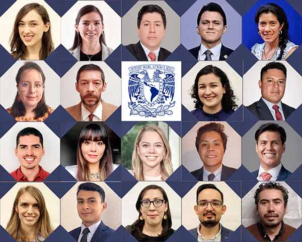 Más estudiantes de la UNAM obtienen la beca Fulbright-García Robles