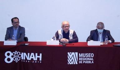 Manuel Villarruel Vázquez, nuevo director del Centro INAH Puebla