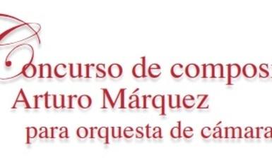 Concurso de Composición Arturo Márquez para Orquesta de Cámara invita a jóvenes autoras y autores