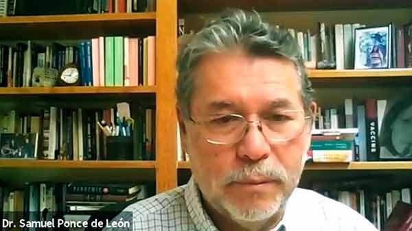 COVID-19 sigue presente y no hay momento adecuado para regresar a la cotidianidad: experto de la UNAM