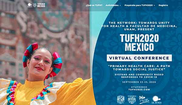La Facultad de Medicina, sede del Towards Unity for Health 2020