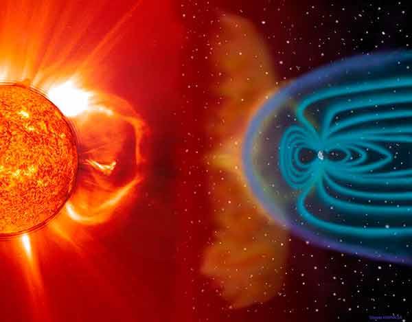 Investigan viento solar para saber más del universo