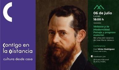 José María Velasco, máximo exponente del paisajismo mexicano