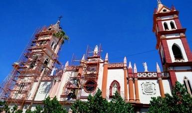 Trabajo conjunto de los tres órdenes de gobierno y la sociedad civil rescata joya arquitectónica de Torreón, Coahuila