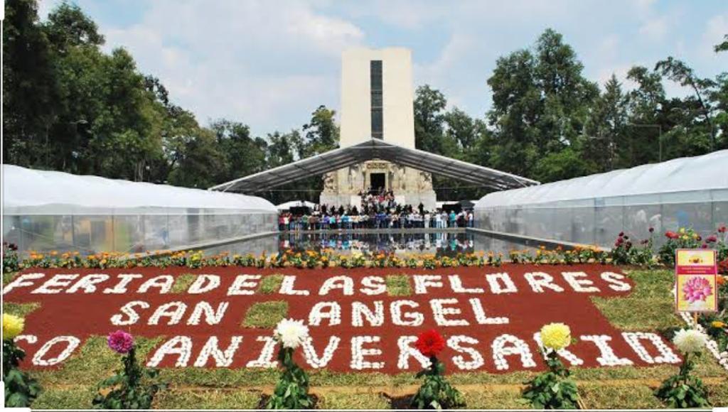 Alcaldía Álvaro Obregón pospone la edición 163 de la Feria De Las Flores De San Ángel, para prevenir contagios durante contingencia sanitaria