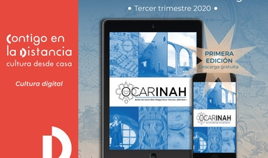 Centro INAH Hidalgo lanza OcarINAH, boletín digital sobre las actividades en torno al patrimonio cultural
