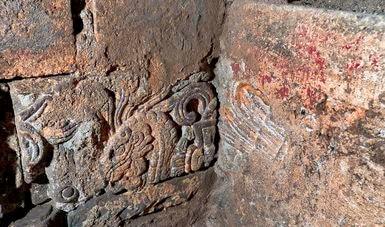 Descubren en Monte de Piedad restos del Palacio de Axayácatl y de una casa construida por orden de Cortés