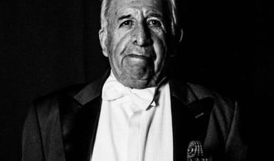 La Secretaría de Cultura y el INBAL reconocen trayectoria del músico Adalberto Téllez López
