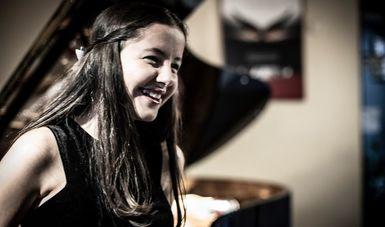 La estudiante del Conservatorio Nacional de Música, María Hanneman gana el premio Grand Prize Virtuoso