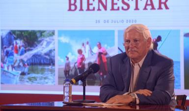 Registra programa prioritario Bienpesca avance de 92.2%, en beneficio de más de 178 mil productores