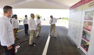 La autopista Barranca Larga-Ventanilla impulsará el desarrollo social y económico en Oaxaca