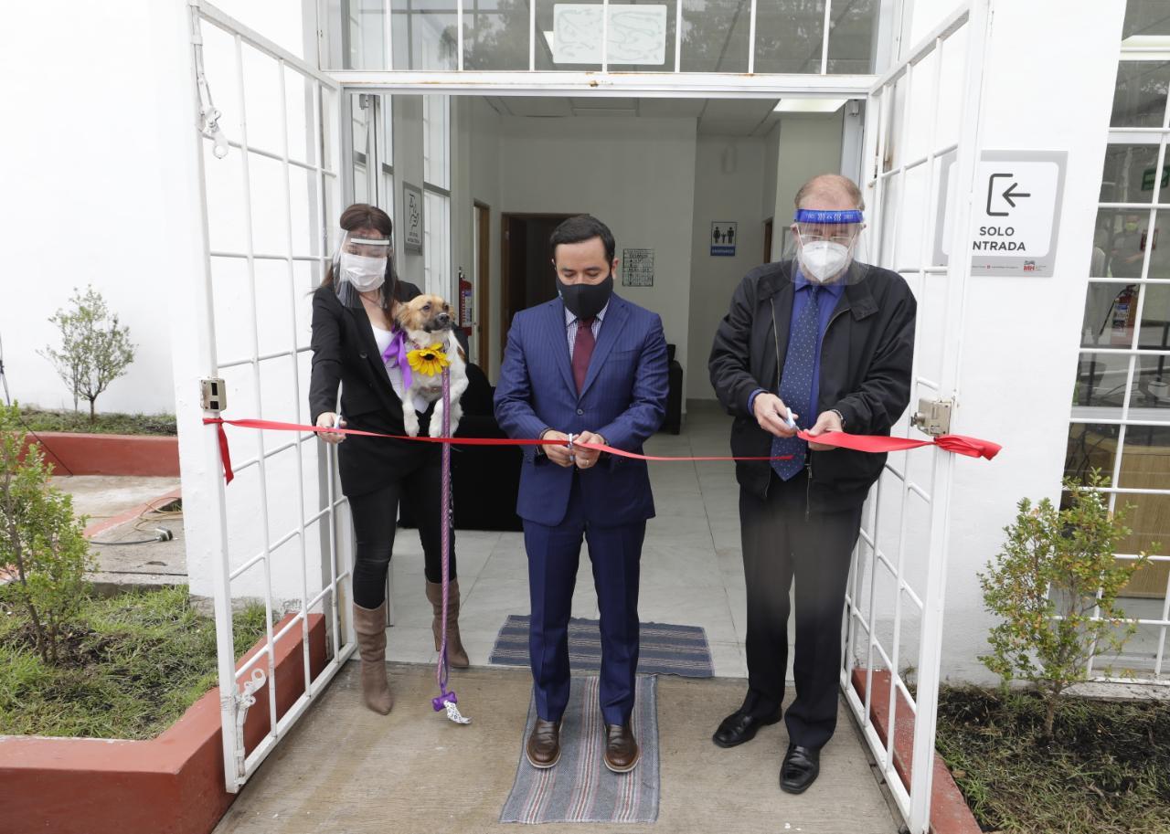 Abre MH crematorio para animales de compañía en el panteón Dolores