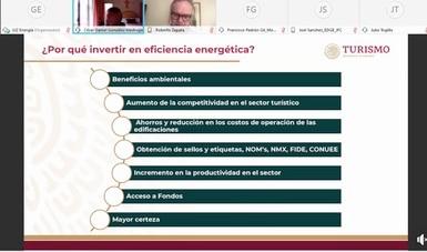Gobierno federal e IP suman fuerzas para lograr eficiencia energética en el sector hotelero