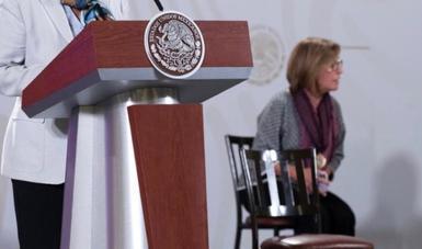 Presenta secretaria de Gobernación informe del grupo interinstitucional de estrategias contra las violencias de género