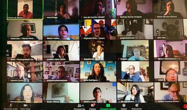 Representantes de la Red de Centros de las Artes dialogan para fortalecer su colaboración