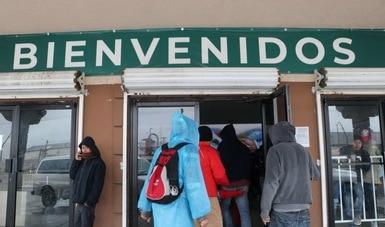 Centros Integradores para Migrantes han atendido a cerca de 5 mil mexicanos y extranjeros