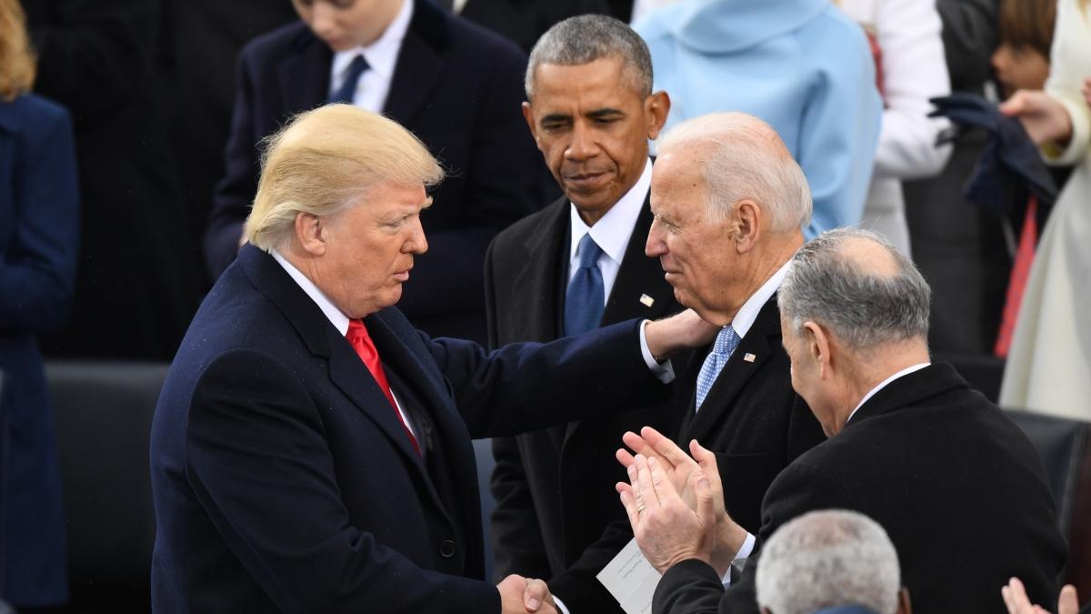 Calentamiento global, entre Biden y Trump