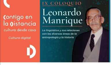 Inicia el IX Coloquio Leonardo Manrique, dedicado a la lingüística