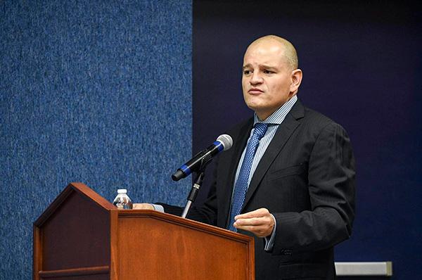 Ramsés Humberto Mena Chávez, nuevo director del IIMAS