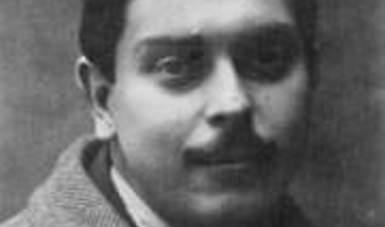 Ángel Zárraga compaginó artes plásticas y la poesía