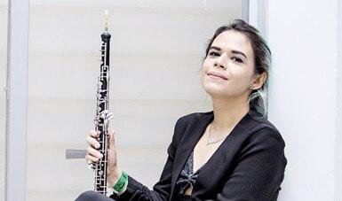 Fomento Musical transmitirá por internet, los conciertos de titulación de arpista y oboísta de La Chávez