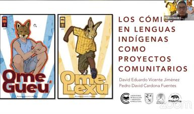 Hablantes e investigadores: Los cómics pueden revitalizar las lenguas indígenas