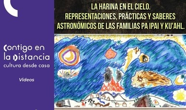 Difundirá el Cecut charla sobre la visión del cosmos de dos pueblos originarios de BC