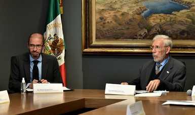 El Gobierno del Presidente López Obrador ha dado fuerte impulso a la actividad ferroviaria: Ing. Civil Arganis Díaz Leal