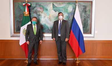 México estrecha la colaboración internacional para hacer frente al COVID-19