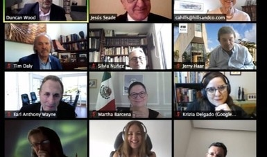 El Dr. Jesús Seade presenta candidatura para dirigir la OMC en Washington D.C.