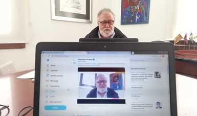 Participa subsecretario de Gobernación, Alejandro Encinas, en presentación virtual de la iniciativa del Unfpa 'Abrazando la vida'