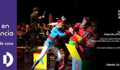 La OSN ofrece concierto familiar con la interpretación de Pulgarcito y El soldadito de plomo