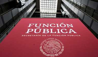Función Pública sanciona conforme a la Ley y respeta libertad de expresión