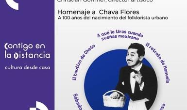 Solistas Ensamble clausura su temporada virtual con la última entrega del homenaje a Chava Flores