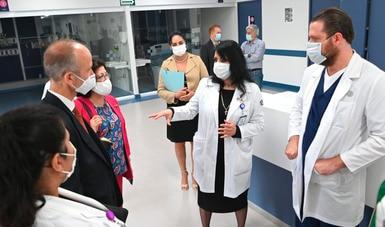 Sector salud y expertos alemanes intercambian información sobre control de enfermedades