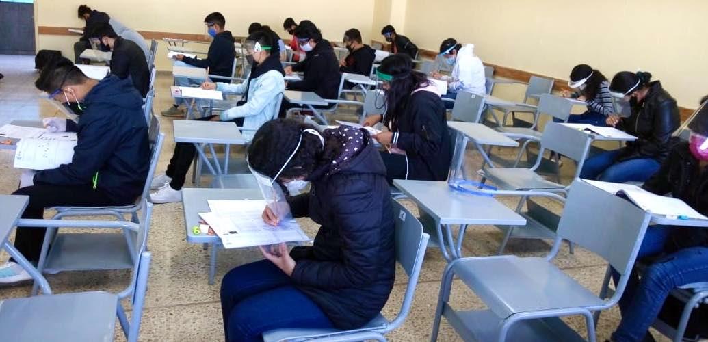 Aplica IPN examen de admisión de los niveles medio superior y superior en las modalidades no escolarizada y mixta