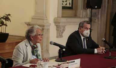 """Palabras de la secretaria de Gobernación, Olga Sánchez Cordero, al encabezar el inicio de la campaña """"Septiembre, mes del Testamento"""""""