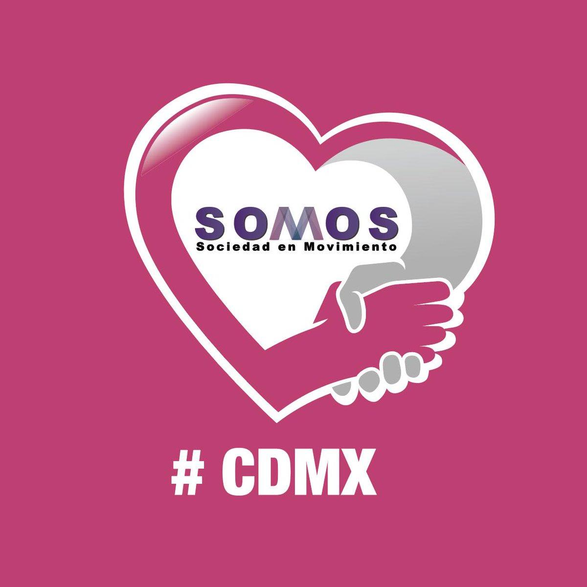 Posicionamiento de la asociación SOMOS en vías de constitución como Partido Político Local en la Ciudad de México