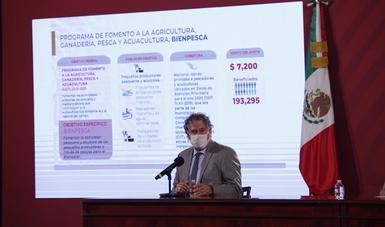 Amplió Bienpesca para el Bienestar apoyos a 76 mil 472 nuevos beneficiarios este año