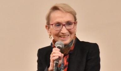 Rosamaría Roffiel escritora y promotora de la narrativa lésbica en América Latina