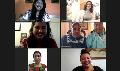 Coinciden mujeres indígenas en la importancia de la educación, para el desarrollo de las comunidades originarias