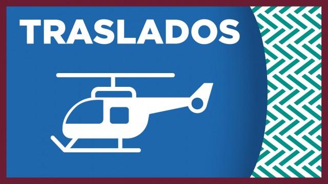 En lo que va del año, los cóndores de la SSC han auxiliado con traslados aéreos, a 116 personas con necesidad de atención médica inmediata