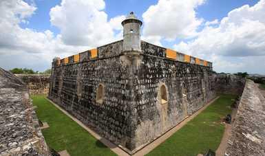 Museo de Arqueología Subacuática, Fuerte de San José El Alto, en Campeche, recibe nuevamente a los visitantes