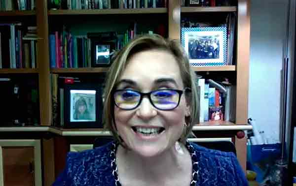 María del Pilar Carreón Castro, nueva directora del Instituto de Ciencias Nucleares de la UNAM