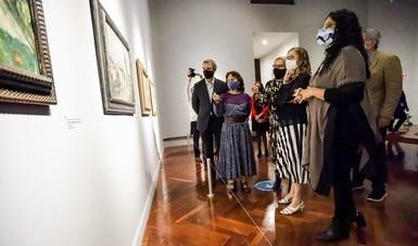 Abre el Museo del Palacio de Bellas Artes la magna exposición El París de Modigliani y sus contemporáneos