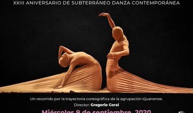 """Transmitirá el Cecut la antología dancística """"Huellas y reflejos"""""""