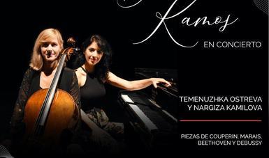 El Dúo Kamos celebra su décimo aniversario con la transmisión de su concierto en la ESMDM